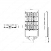 120w Street Light FLT-ST120-P