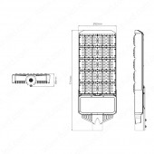 150w Street Light FLT-ST150-P